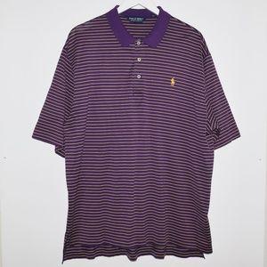 Ralph Lauren Polo Golf Soft Pima Cotton Polo Shirt
